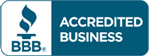 Acredited business logo