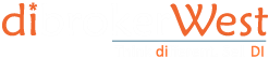 DI Broker West Logo